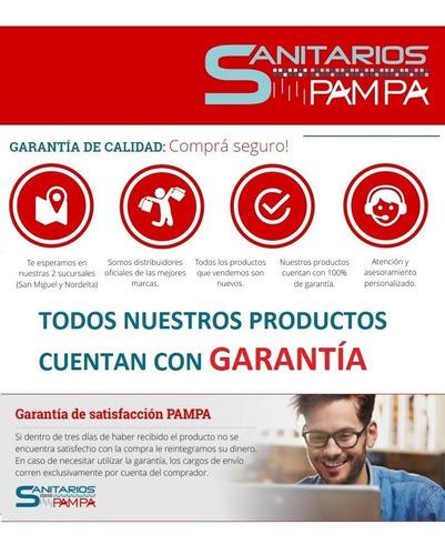 griferia baño fv arizona plus  0900.03/b1p combo