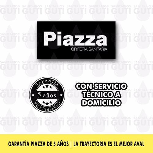 griferia baño piazza arq lavatorio bajo monocomando 10400