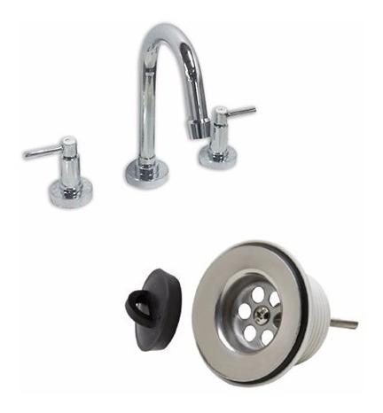 griferia canilla bidet baño cierre ceramico lever oferta-