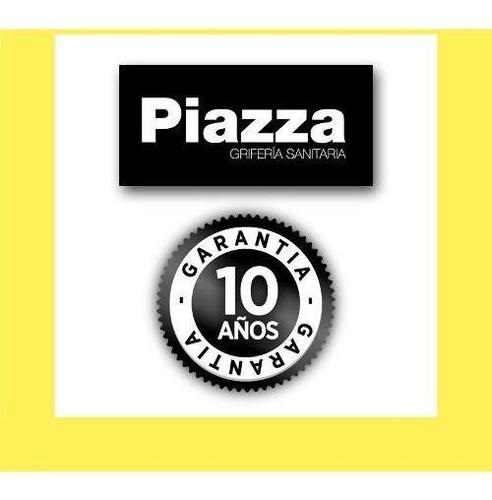 grifería cocina lavatorio mesada piazza optima 31210 gtia10