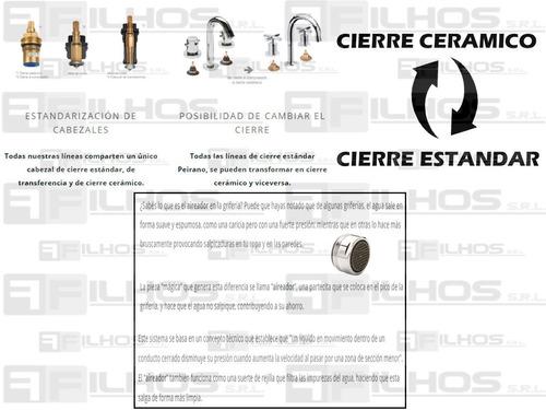 griferia cocina peirano 20-140 cuina monocomando gourmet