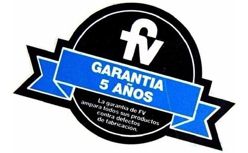 griferia de cocina fv arizona plus 0413/b1p cierre cuerito