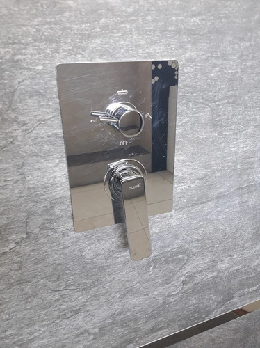 griferia de ducha c/duchon, cascada y duchador