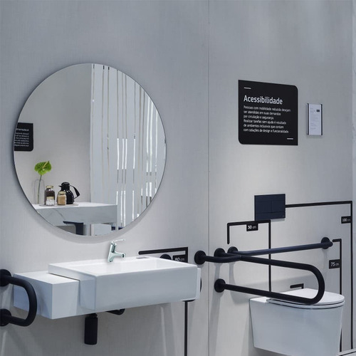 griferia deca movilidad reducida lavatorio discapacitados