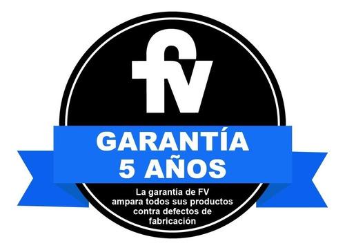 grifería fv arizona mesada cocina monocomando 0411.03/b1-cr