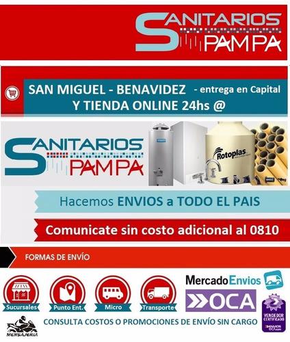 grifería fv arizona monocomando lavatorio 0181/b1-cr
