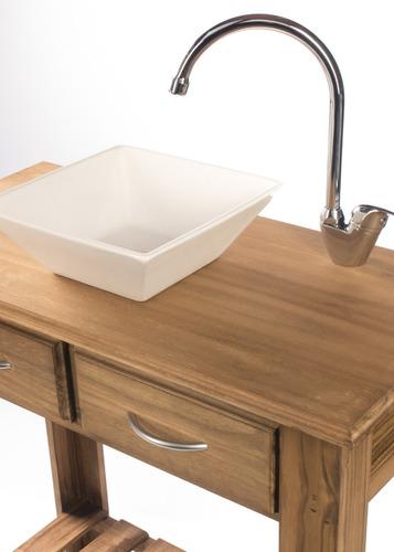 griferia fv lavatorio arizona plus canilla baño oferta 207/b