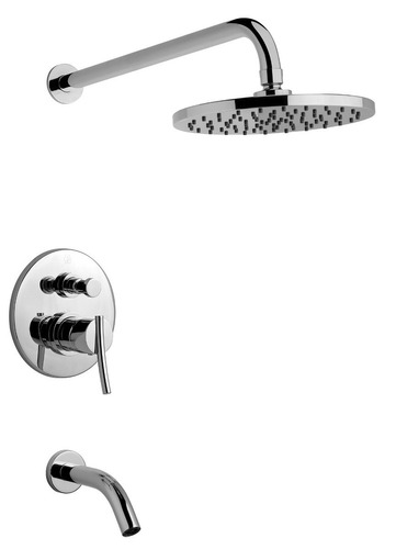 griferia fv libby ducha monocomando cromo 106/39 baño