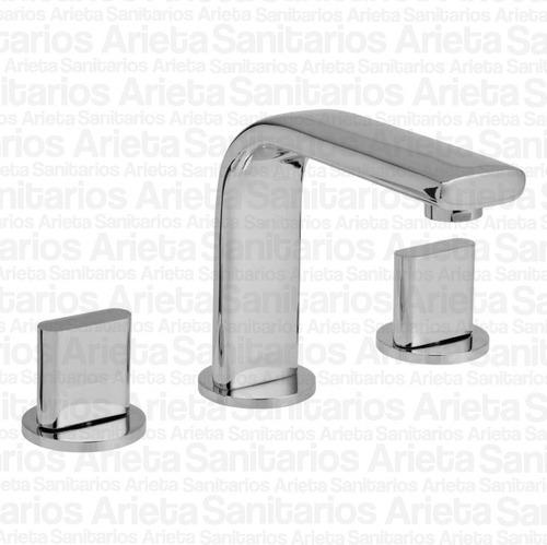 griferia hydros icon lavatorio ducha + novara hydros cs0702