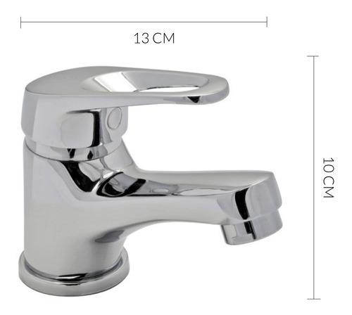 grifería hydros piazza monocomando link portobelo lavatorio