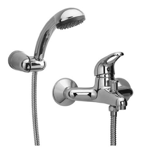 griferia hydros portobelo link ducha exterior monocomando