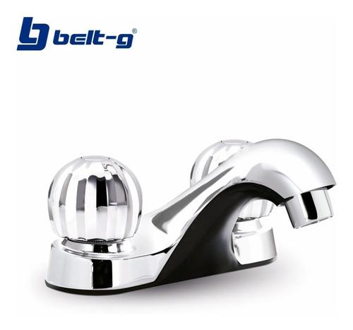griferia lavamano twin manilla prisma cromo belt-g gri-1220