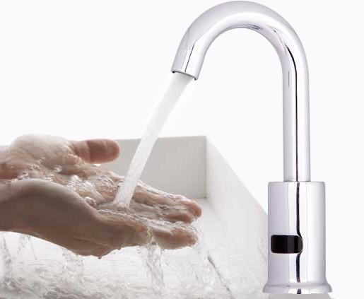 Griferia lavamanos con sensor sistema autom tico de for Griferia para lavamanos precios