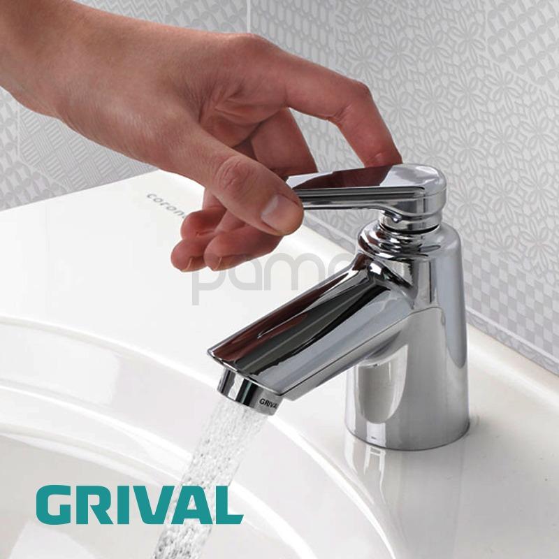 Griferia lavamanos llave individual palanca grival 33 for Griferia para lavamanos