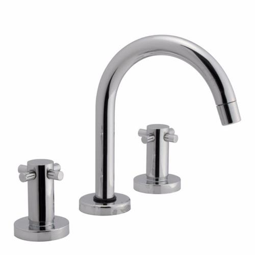 grifería lavatorio baño hydros zen cruz 5 años garantía