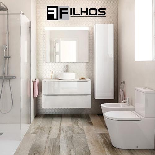 griferia lavatorio ducha fv libby monocomando cromo p