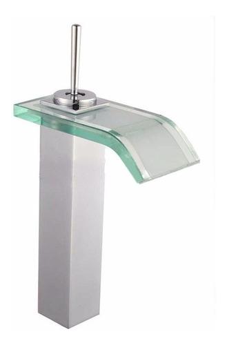 griferia maison lavatorio baño monocomando cascada cuadrada