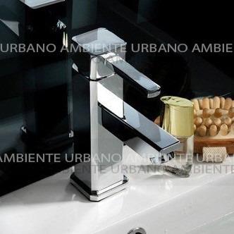griferia monocomando corta modelo cubico cierre ceramico