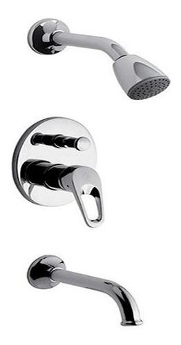 grifería monocomando fv arizona bañera  ducha de embutir -