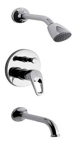 grifería monocomando fv arizona bañera  ducha de embutir