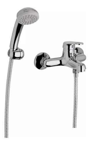 grifería monocomando fv arizona bañera y ducha exterior