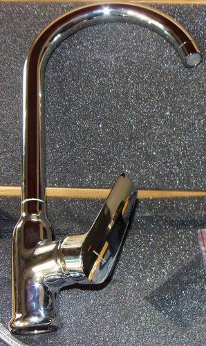 griferia monomando fregadero lavaplatos cromo chesterwood