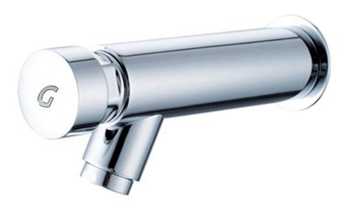 griferia o llave push lavamanos institucional pared filtro