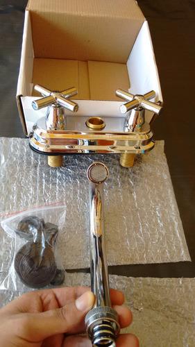 griferia para baño cuello de cisne - bs. 29.900,00 en mercado libre - Griferia Para Bano En Mercado Libre