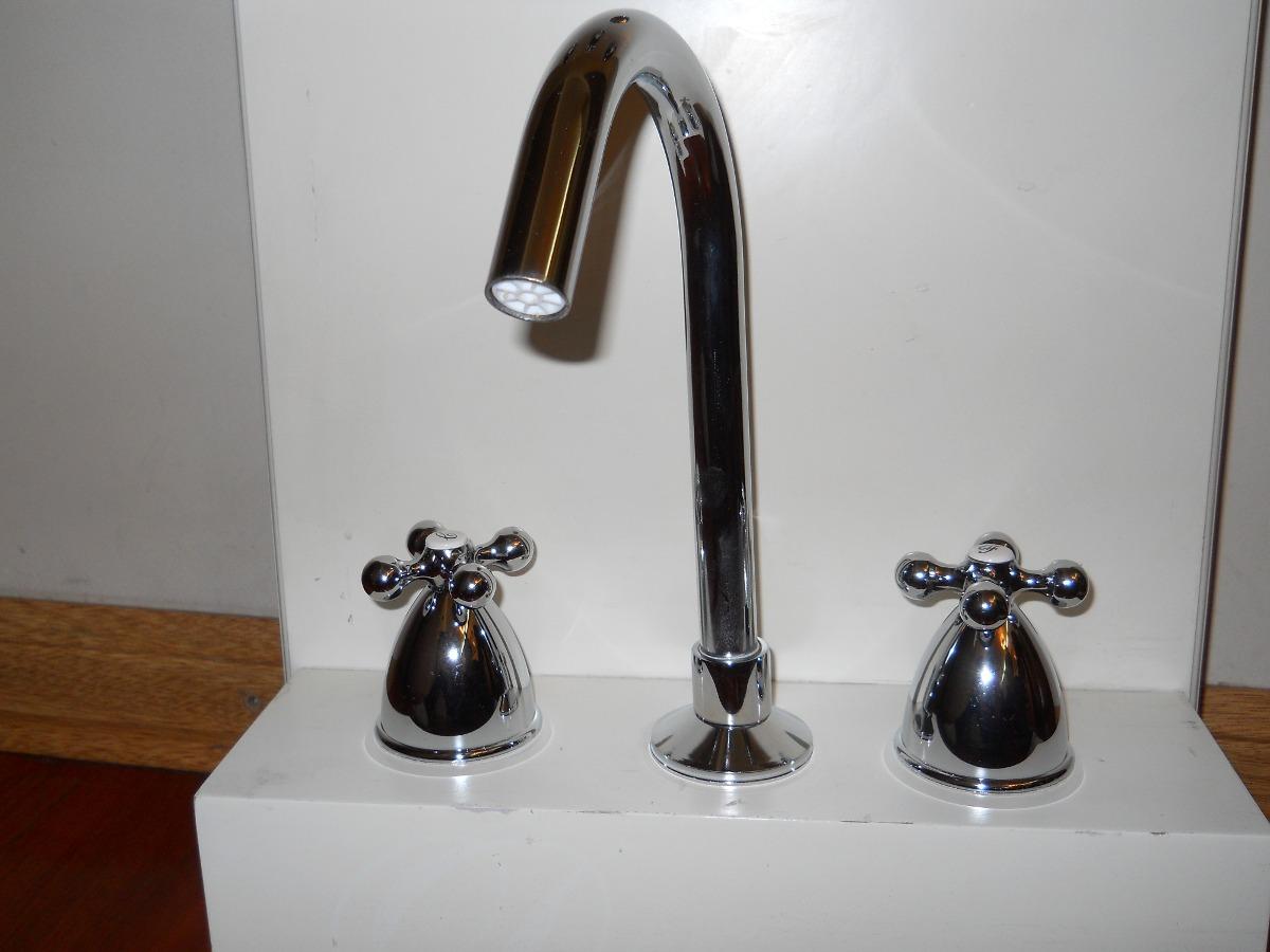griferia para baño modelo gotica - $ 2.400,00 en mercado libre - Griferia Para Bano En Mercado Libre