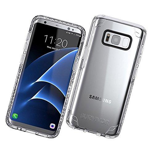 designer fashion 506c0 83cbc Griffin Cell Phone Case Para Samsung Galaxy S8 Plus Clear
