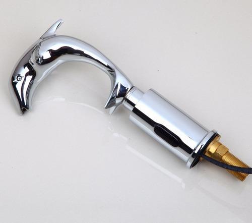 grifo automatico sensor lavamano figura delfin ysg6210