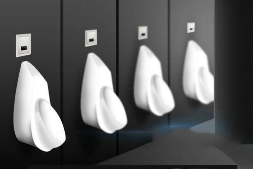 grifo griferia control sensor automatico inodoro y urinario