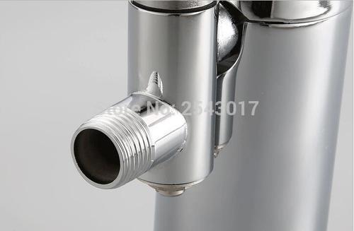 grifo griferia sensor automatica pared estilo botella