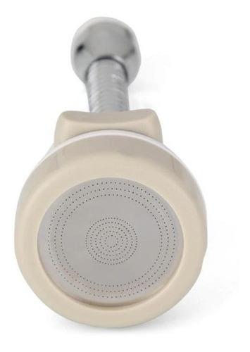 grifo lavaplatos extensor 3x1 regula presión ahorro agua