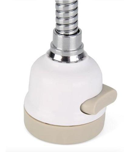 grifo lavaplatos extensorregula presión ahorro agua 360º