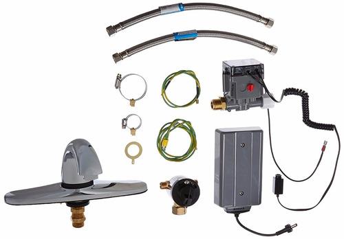 Grifo llave autom tico ba o publico de sensor comercial for Llaves con sensor para bano