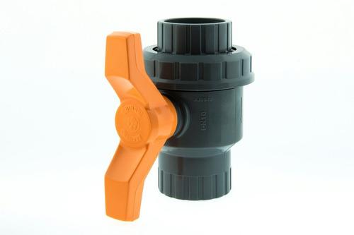 grifo/ llave de paso de 50 mm para piscina - hidráulica