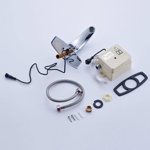 grifo para lavamanos con sensor automatico entrega inmediata