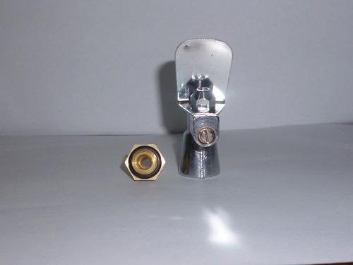 grifo valvula bebedero enfriador de agua a presion