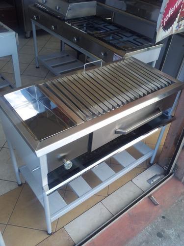 grill industrial a gas asador de carne somos fabricantes