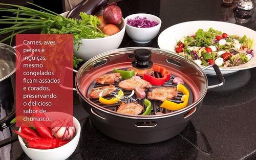 grill oriental guassu original churrasqueira