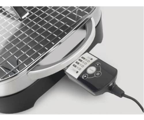 grill panela elétrica george foreman sk1403p família