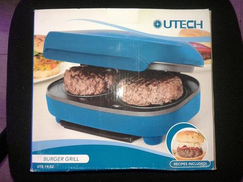 grill para hamburguesas