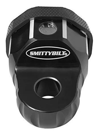 grillete de aluminio para winch - smittybilt a.w.s.
