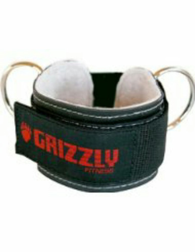 grillete tobillera grizzly importada gimnasio crossfit