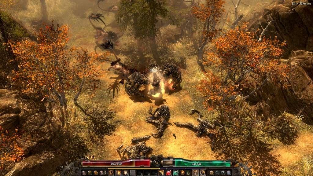 Grim Dawn Pc Steam Key Digital Original Pronta Entrega