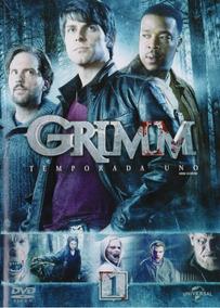 Grimm Temporada 6 - Series de TV en DVD en Mercado Libre México