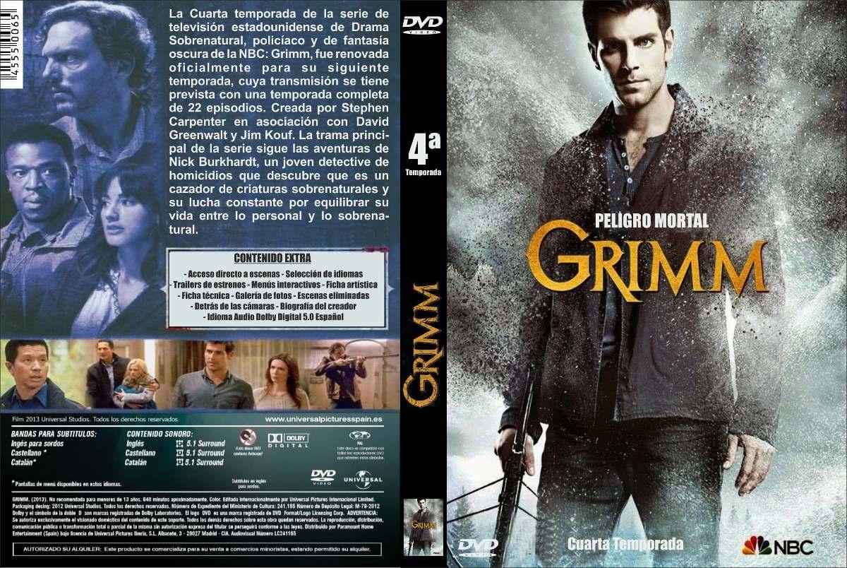 Grimm - Temporadas - $ 80,00 en Mercado Libre