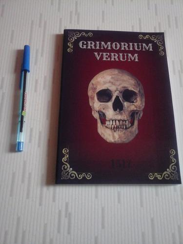 grimorium verum, o verdadeiro grimório, frete grátis, goetia