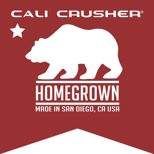 grinder cali crusher homegrown pocket - envío gratis